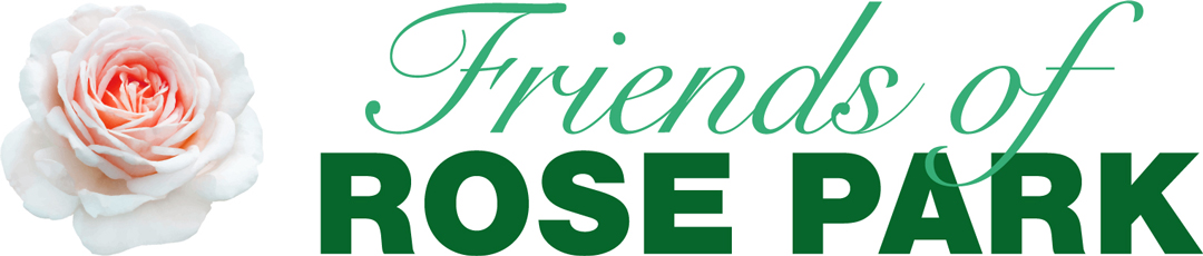 Friends of Rose Park • Logo Design (Horizontal)